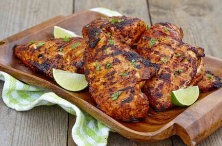 Amazing Grilled Chicken Recipes.