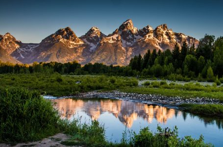 Best Places To Photograph In Grand Teton National Park.